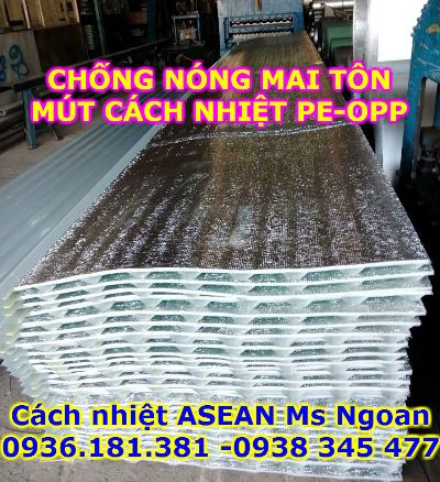 Tôn cách nhiệt OPP Asean