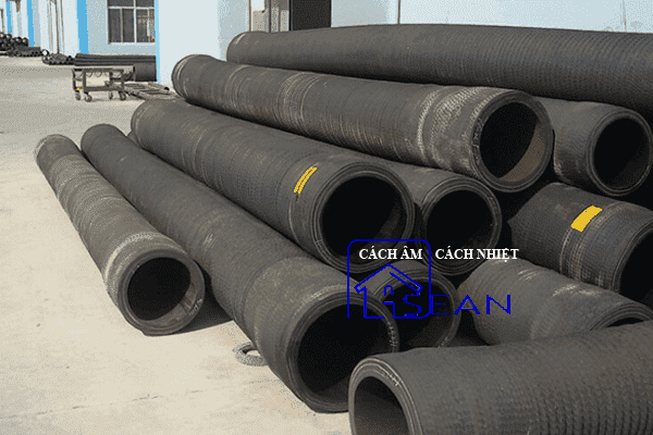 Cao su dạng ống Asean