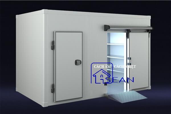 Phụ kiện panel phòng sạch, kho lạnh