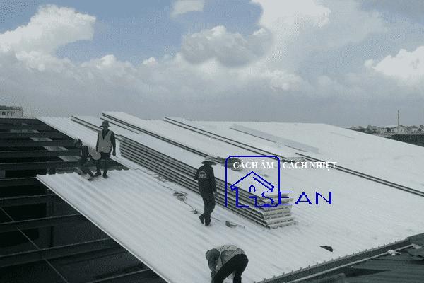 Tôn PU Cách Nhiệt ASEAN