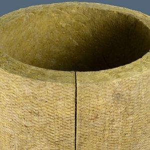 Bông rockwool dạng ống