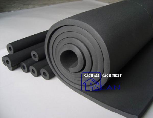 cao su non, cao su dạng ống - vật liệu cách nhiệt hiệu quả